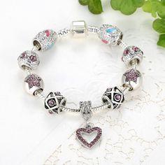 $5.99 New Fashion Bracelet DIY Bead Bracelet