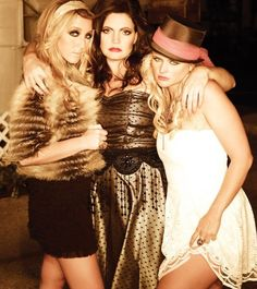 Pistol Annies - the album is fantastic! the absolute best girl band ever.