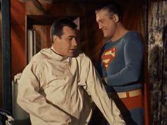 Adventures of Superman, Three in One, Superman, Season 6, , Clark Kent, George Reeves, Superman