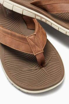 0e88ed828106e5 Buy Tan Sport Toe Post from the Next UK online shop Next Day