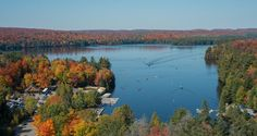 Head to any of a dozen provincial parks in the great Canadian wilderness just north of Toronto and enjoy some spectacular fall camping. Travel Around The World, Around The Worlds, Algonquin Park, Park Resorts, Great Lakes, Canoe, Wilderness, Toronto, Camping
