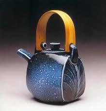 Chris Weaver teapot