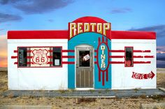 valentine diner, route 66, new mexico #signs