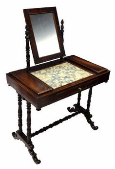 Lot: FRENCH CHARLES X CARVED MAHOGANY MIRRORED VANITY, Lot Number: 0799, Starting Bid: $100, Auctioneer: Austin Auction Gallery, Auction: DAY 2 ANTIQUES, FINE ART, JEWELRY, GOLD COINS, Date: July 23rd, 2017 EDT