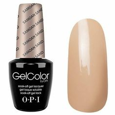 4eb53708266 GelColor by OPI redefines salon gel polish services with durable glossy OPI  color OPI Color in a ligh cured polish-on gel formula OPI s GelColor
