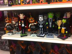 MORE items 9/4/15 from Micheal's in West Des Moines/Clive. NUTCRACKERS