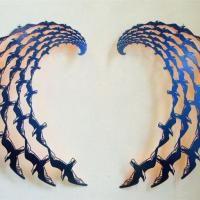 """Wings"", by Neil Dawson."