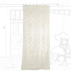 Le Monde Sauvage - Rideau Velours Istanbul | Window treatments ...