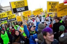 copenhagen-climate-rally  Science Shows Up in Force at People's Climate March Scientists who do not typically take a policy position make an exception for climate change