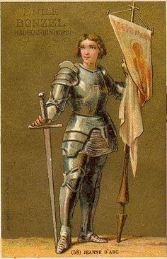 Catholic Art, Catholic Saints, Patron Saints, Religious Art, Joan D Arc, Saint Joan Of Arc, St Joan, Jeanne D'arc, Scouts