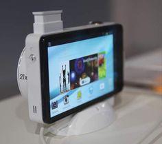 Samsung Galaxy Camera Preview | Hi-Technology