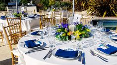 Table setting pictures for weddings - Google Search