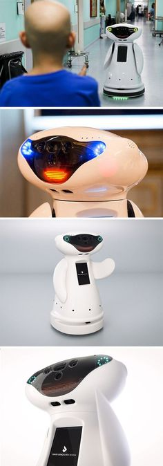 MOnarCH is an experiment in social robotics that aims to provide edutainment to children, visitors and staff at the Portuguese Oncology Institute.