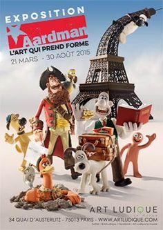 Chicken Run Movie, Chicken Runs, Expo Paris, Paris 13, Stop Motion, Ghibli, Machine Volante, Pixar, Clay Animation