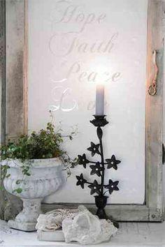 Kerzenleuchter Lovely von Jeanne d'Arc Living - für ein schönes Zuhause