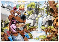 Image of Cheo Original Jigsaw Artwork