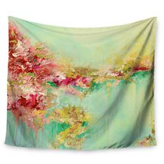 Found it at Wayfair - When Land Met Sky 1 by Ebi Emporium Wall Tapestry