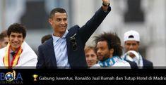 Cristiano Ronaldo menjual rumah mewah dan menutup usaha hotelnya di Spanyol setelah memutuskan gabung Juventus di bursa transfer musim panas ini.