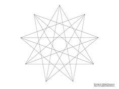 nine pointed star mandalas - Norton Safe Search