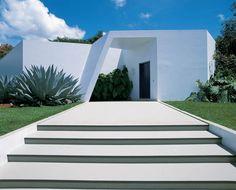 As casas de Oscar Niemeyer: Casa Sebastião Camargo, em Brasília, projeto de 1985