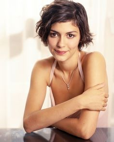 Audrey Tautou by Stephen Danelian #celebrities