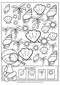 Sommerkalender, Wahrnehmung, Aufmerksamkeit, Feinmotorik, Legasthenie, Dyskalkulie, Eltern, Kinder, kostenlos, Arbeitsblatt, Sommer, Vorschule, Grundschule, Förderschule, Unterschiede finden, Labyrinthe, Wahrnehmung1, I spy, Puzzle, Figuren erkennen, Download1 Mehr zur Mathematik und Lernen allgemein unter zentral-lernen.de