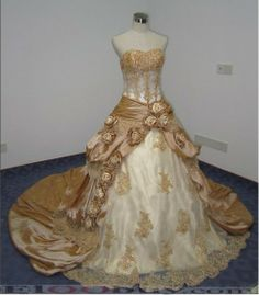 rose gold wedding dresses   ... Rose Beaded Rouched Sweetheart Wedding Gress, Ball Gown,Prom Dress