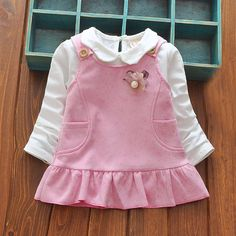 Clothing Sets Capable Muqgew Fashion Baby Girls Clothes Clothing Set 2pcs Long Sleeves Ruffles Top+headband Winter Clothes For Baby Conjunto Infantil Save 50-70%