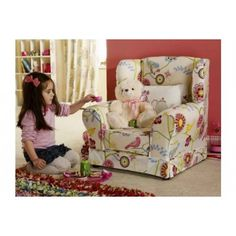 Wing Chair made by Just 4 Kidz in Cheshire - £159