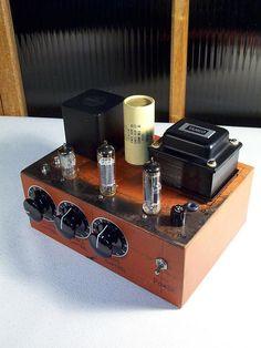 3ワット モノラルアンプの画像:オーディオ大好きおやじの日記