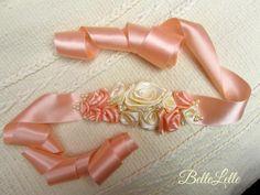Barack-rózsaszín díszöv (S) Napkin Rings, Decor, Decoration, Decorating, Napkin Holders, Deco
