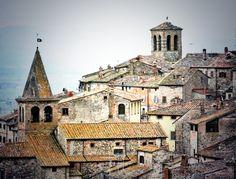Anghiari, Italy - March 2014 <3