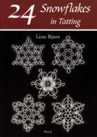 """Gallery.ru / mula - O álbum """"24 Flocos de neve em Tatting"""""""
