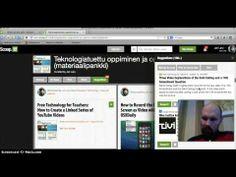 ▶ Kuratointisovellus: Scoop.it - YouTube