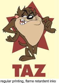 o novo show dos loney tunes taz - Pesquisa Google