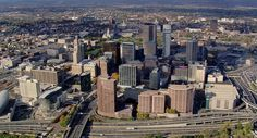 Aerial View of Hartford