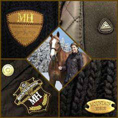 Barn chores don't stop when the temperatures drop – like if you agree! We love this collage of some of our favorite warm weather items from the always-fabulous Mountain Horse USA, including the Mountain Rider Jacket, Stella Polaris Tall Boot and Princeton Hat. Shop the full collection: http://www.smartpakequine.com/mountain-horse-1119pc.aspx.
