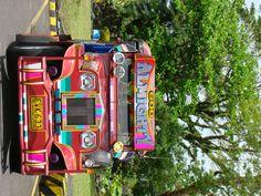 Almighty Philippine Jeepney Filipino Culture, Filipino Food, Olongapo, Manila Luzon, Bandar Seri Begawan, Exotic Beaches, Tropical Beaches, Jeepney, Philippines Travel