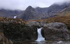 Fairy Pools, Isle Of Skye Elopements