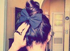 Hair and Beauty Good Hair Day, Love Hair, Messy Hairstyles, Pretty Hairstyles, Coiffure Hair, Different Hairstyles, Hair Dos, Her Hair, Hair Inspiration