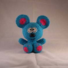 Check out this item in my Etsy shop https://www.etsy.com/listing/217172280/amigurumi-bear-or-mouse-you-can-choose
