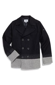 Boys Blue Leather Jacket   Seasons Leather jackets and Leather