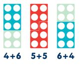 Lots of ideas for using Numicon. Maths Eyfs, Preschool Math, Math Classroom, Year 1 Maths, Early Years Maths, Primary Teaching, Teaching Math, Numicon Activities, Maths Display