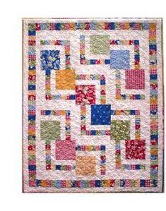 Zig Zag Zoom Quilt Pattern By Mary Ann Altendorf