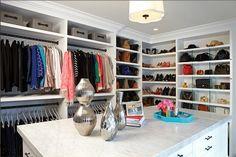 Best Celebrity Closets   POPSUGAR Home