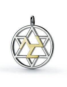 L'antahkarana è un simbolo della geometria sacra molto antico, di ...