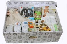 Baby Box Company Giveaway - Open to US and Canada