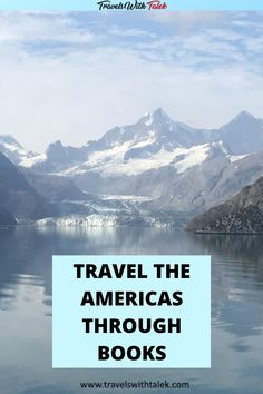 I asked fellow travel bloggers what their favorite books that inspired wanderlust travel in the Americas are. I was inundated with a ton of great books that anyone who's traveling to Central America, North America, and South America should read. #travel #books #reading #travelbooks #wanderlust #travelinspiration