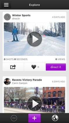 Get started with video production using this free app—iPhone and iPad app Directr is the perfect app for the video beginner. We take it for a test drive.