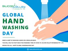 Make a habit of #Washing #Hands on a regular basis. This will help us fight back this pandemic time of #Covid19. #SiliconValleyInfomediaPvtLtd wishes you all #HappyGlobalHandwashingDay. #GlobalHandwashingDay #GlobalHandwashingDay2020 #WASHWednesday #CoronavVirus #SiliconInfo #CadOutsourcingCompany #CAD #CADD #CADServices #AutoCAD #Tekla #Revit #CADDesignDrafting #CADDesign